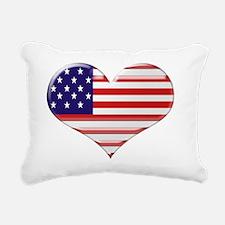 ckeenart Rectangular Canvas Pillow