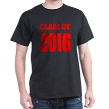 Class of 2016 (red) T-Shirt