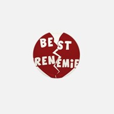 Best Frenemies Mini Button