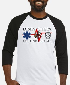 Dispatchers  Baseball Jersey