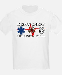 Dispatchers  Kids T-Shirt
