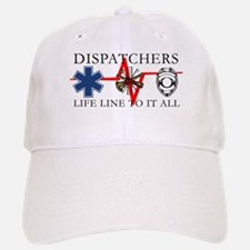Dispatchers Baseball Baseball Cap