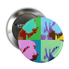 """Spinone a la Warhol 3 2.25"""" Button"""