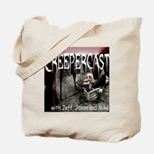 Creepercast Grave Tote Bag