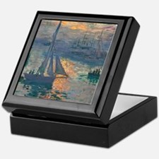 Monet Keepsake Box