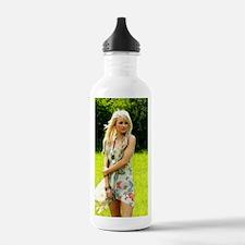 Summer Girl Water Bottle