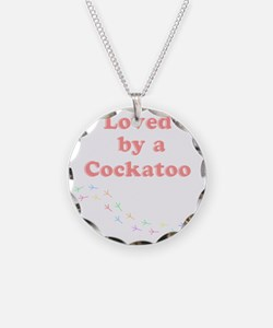 Loved by a Cockatoo Necklace