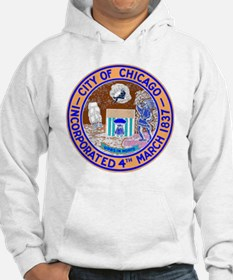 Chicago Seal Hoodie