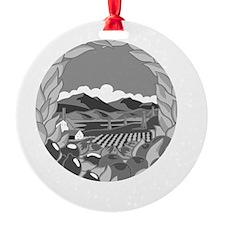 Anaheim Seal Ornament