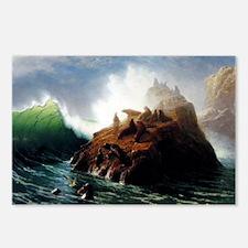 Bierstadt Seal Rock Postcards (Package of 8)