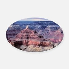 grand canyon 3 Oval Car Magnet