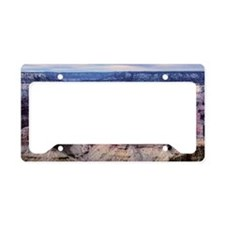 grand canyon 3 License Plate Holder