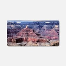 grand canyon 3 Aluminum License Plate
