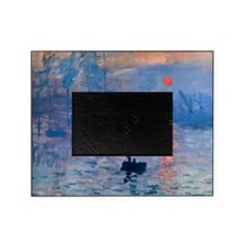Monet Sunrise Picture Frame