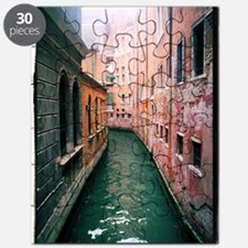 Canal in Venice Italy Puzzle