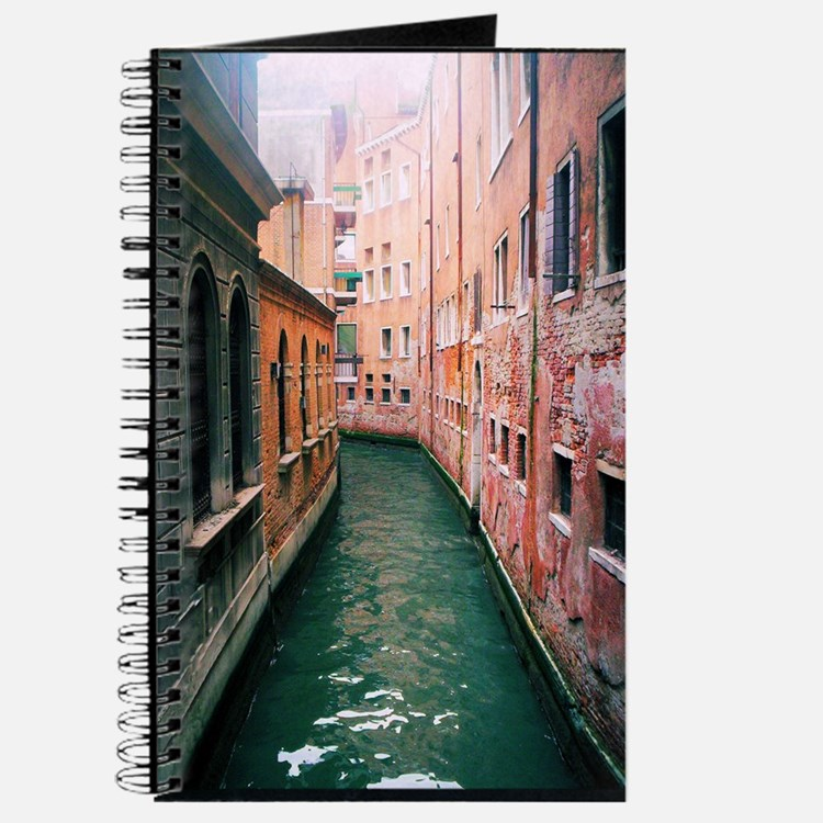 Canal in Venice Italy Journal