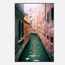 Canal in Venice Italy Postcards (Package of 8)