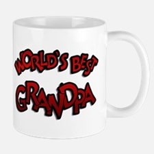 World's Best Grandpa Mug
