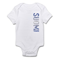 Suomi Infant Bodysuit