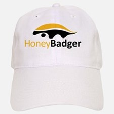 Honey Badger Logo Hat