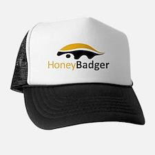 Honey Badger Logo Trucker Hat