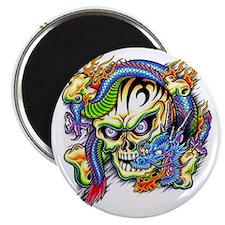 skull1 Magnet