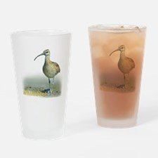 Heroic Whimbrel Drinking Glass