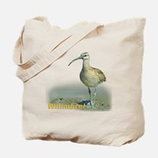 Heroic Whimbrel Tote Bag