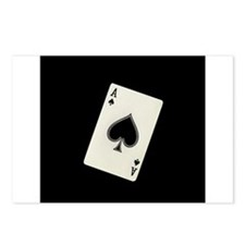 Ace of Spades Postcards (Package of 8)
