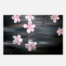 Cherry Blossom Night Shad Postcards (Package of 8)