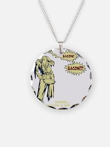 zombie-bacon-DKT Necklace