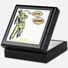zombie-bacon-DKT Keepsake Box