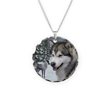 Malamute Necklace