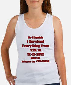 Bring on the ZOMBIES Women's Tank Top
