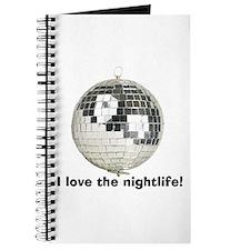 Disco Ball Journal