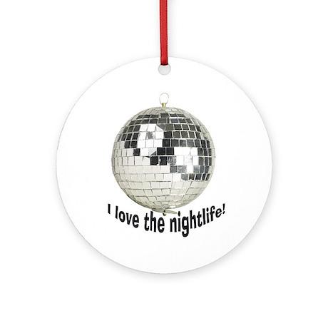 Disco Ball Ornament (Round)