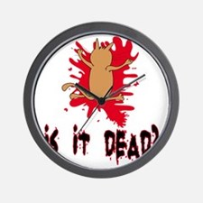 Is it dead? Wall Clock
