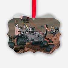 Rover Curiosity Ornament