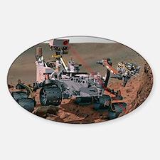 Rover Curiosity Decal