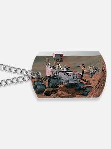 Rover Curiosity Dog Tags