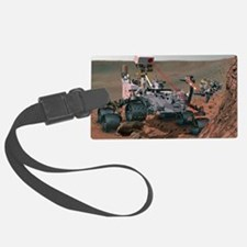 Rover Curiosity Luggage Tag