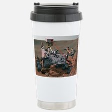 Rover Curiosity Stainless Steel Travel Mug