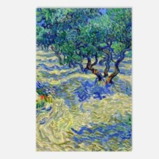 Van Gogh Postcards (Package of 8)