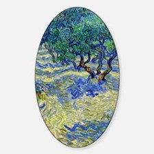 Van Gogh Decal