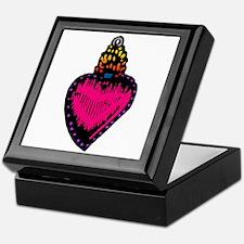 Heart Milagro Keepsake Box