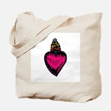 Heart Milagro Tote Bag