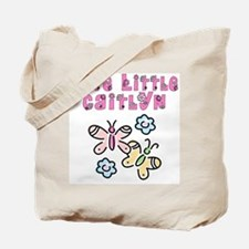 Cute Little Caitlyn Tote Bag