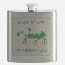 Mars Rover Parking Flask