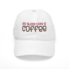 blood type Baseball Cap