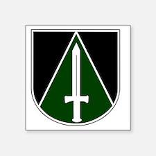 """Panzerbataillon 114 Square Sticker 3"""" x 3"""""""